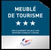 logo classement meubé de tourisme